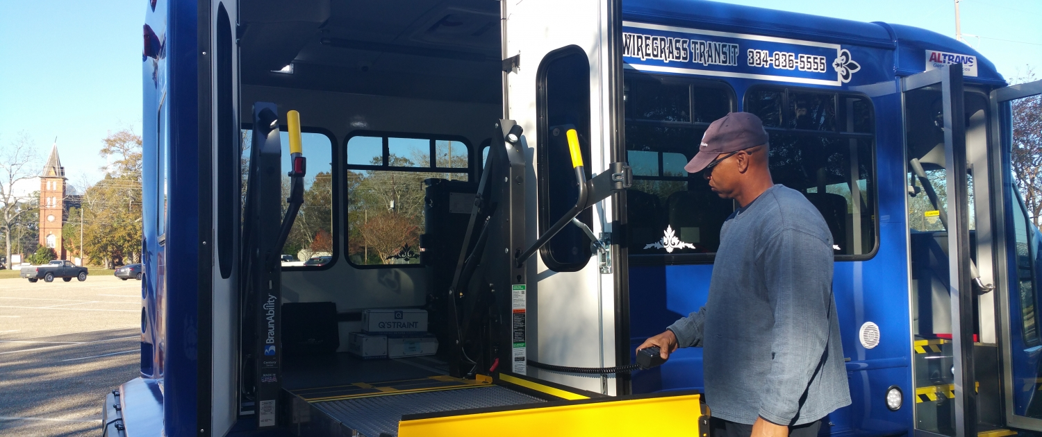 Wiregrass Transit Authority – SEARP&DC